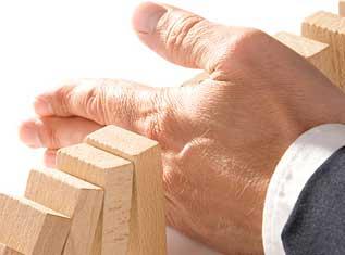 تأمين تعطّل أو توقف الأعمال