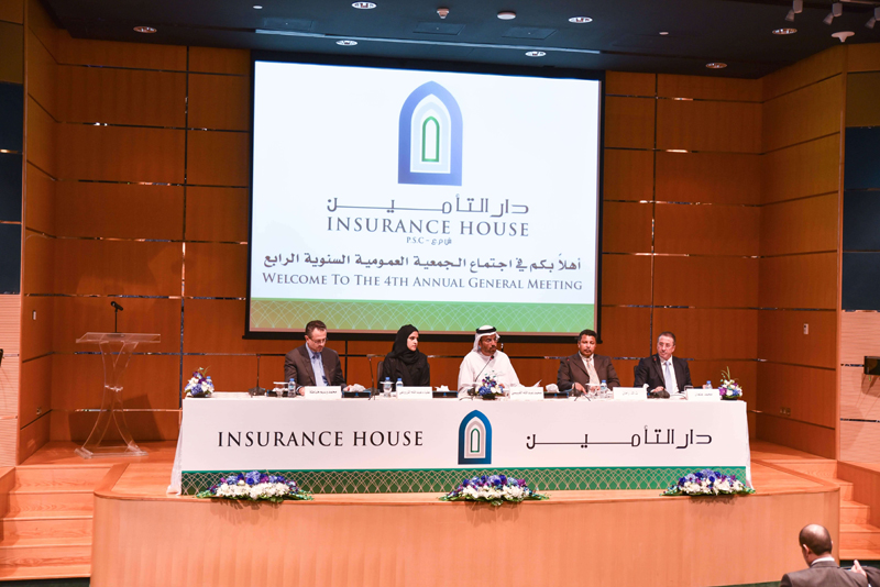 Insurance House Returns to Profit Zone