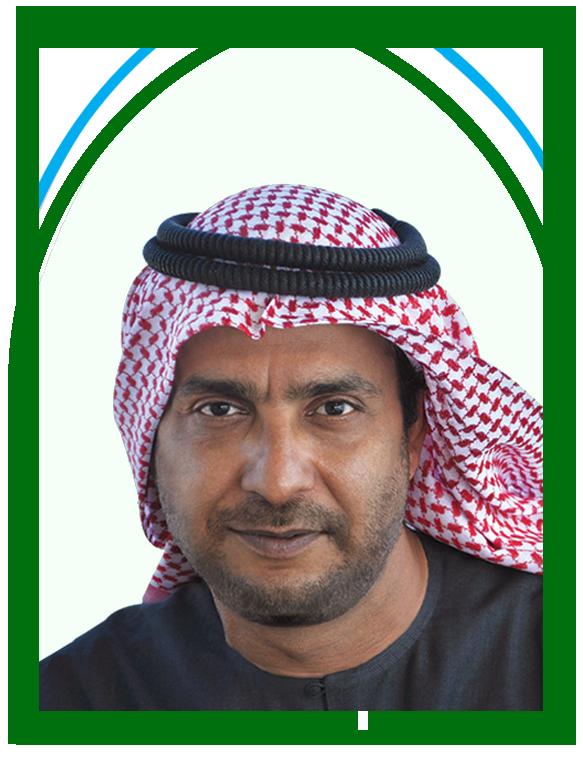 السيد/ محمد عبدالله جمعة القبيسي
