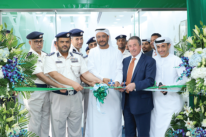 Insurance House Opens a New Branch at Traffic & Patrol Directorate, Al Muroor Street – Abu Dhabi
