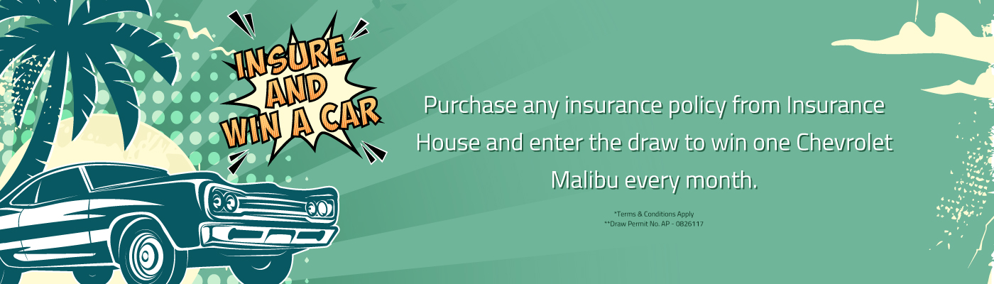 Insure and Win A Car!