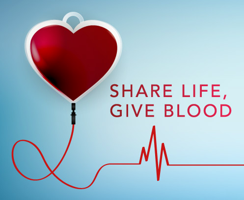 Share Life, Give Blood