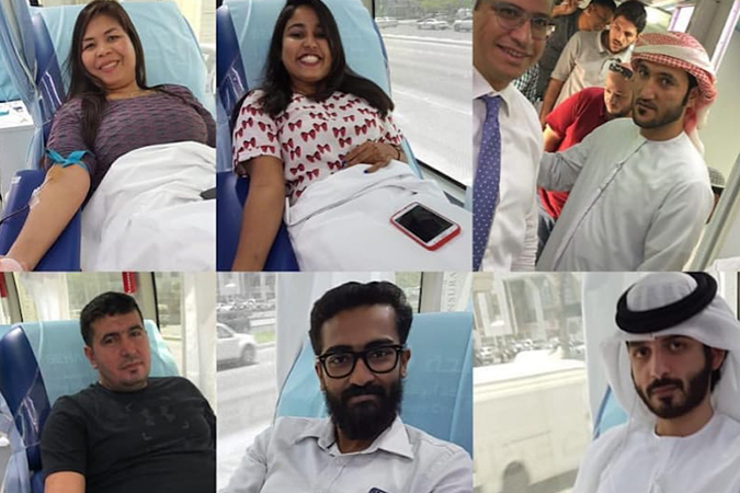 Insurance House Organizes a Blood Donation Day in Abu Dhabi