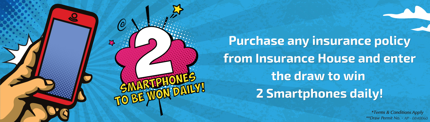2 Smartphones to be Won Daily!
