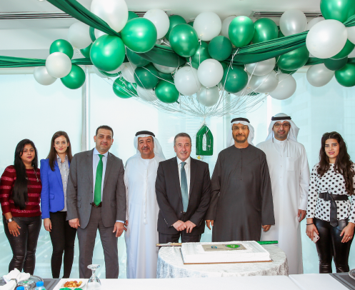Insurance House P.S.C gathered for a breakfast with the Chairman, board members, CEO, employees and customers who became family over a breakfast at our offices in Business Bay – Dubai.