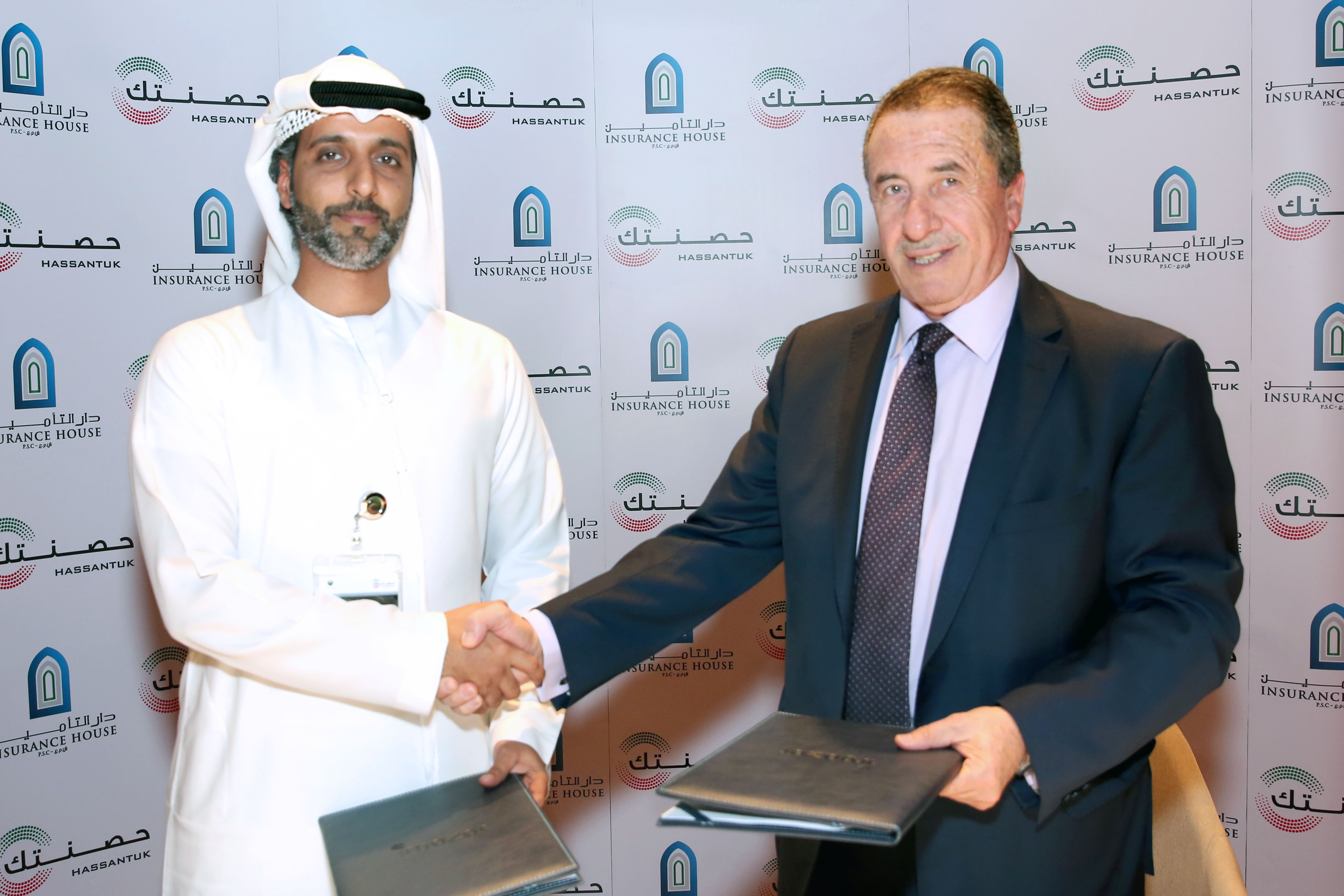Insurance House partners with Injazat Data Systems to participate in Hassantuk